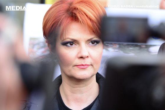 Imaginea articolului Lia Olguţa Vasilescu: Nu sângerează numai Liviu Dragnea, ci şi partidul/ A fost o greşeală neaplicarea deciziilor CCR. Acea OUG 13 a fost declarată constituţională