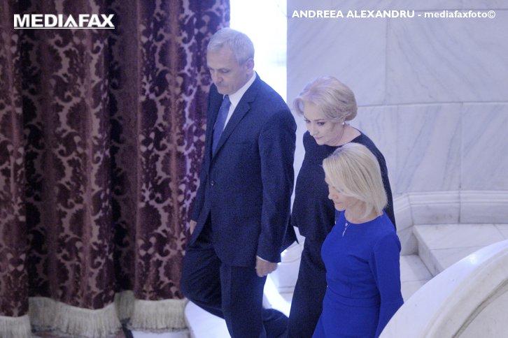 Imaginea articolului Comitetul Executiv Naţional PSD îl susţine în continuare pe Liviu Dragnea în toate funcţiile după decizia de condamnare