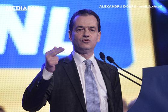 Imaginea articolului Orban: PSD a renunţat la statutul de partid, preferându-l pe cel de grup infracţional organizat
