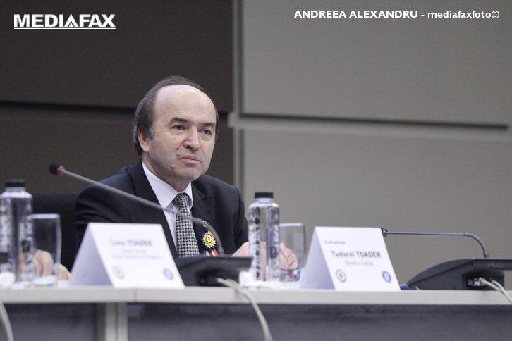 Imaginea articolului Toader, întrebat despre reacţia unui alt ministru după condamnarea lui Liviu Dragnea: Să ne respectăm limitele de competenţă