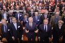 Imaginea articolului Coaliţia a stabilit strategia pentru miercuri: Vom fi în sală la moţiune, dar nu vom vota