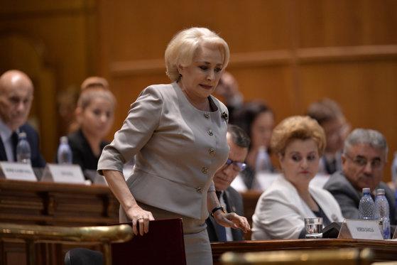Imaginea articolului Dăncilă acuză Opoziţia de dezinformare şi minciună în legătură cu Pilonul II de pensii