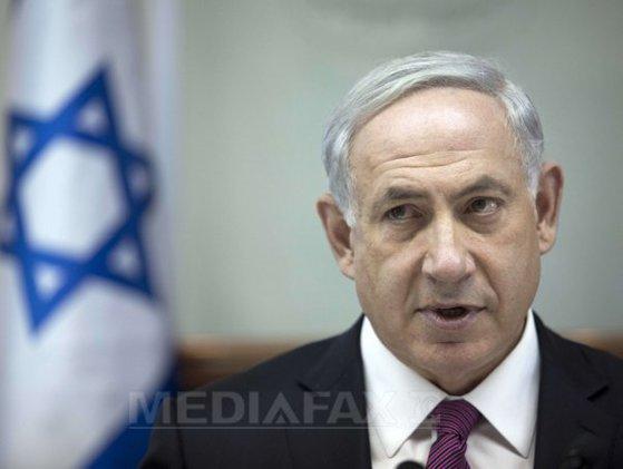 Imaginea articolului VIZITA premierului Netanyahu în România, AMÂNATĂ. Informaţia, confirmată oficial pentru Mediafax. Ambasada Israelului la Bucureşti explică motivele