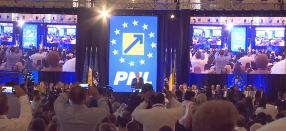Imaginea articolului LIVE   Liberalii au astăzi Consiliu Naţional/ Iohannis, atac la PSD din şedinţa PNL: Prioritatea lor a fost să demonteze Justiţia - FOTO, VIDEO