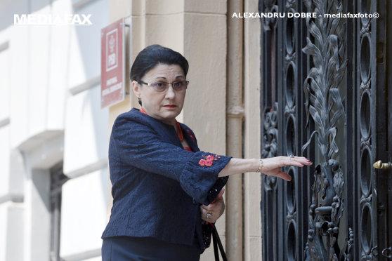 Imaginea articolului BREAKING: Ecaterina Andronescu cere retragerea lui Liviu Dragnea de la şefia PSD/ Prima reacţie: Se pune în slujba adversarilor partidului