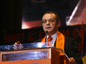 Preşedintele PDL,Emil Boc (Imagine: Mediafax Foto)