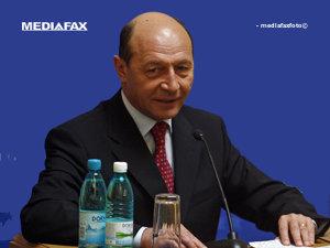 Băsescu: Nu am avut legătură cu mineriada (Imagine: Mediafax Foto)