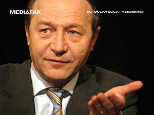 Băsescu: Lipsa condamnărilor pentru iunie 90, din cauza forţei celor implicaţi de a controla justiţia (Imagine: Mediafax Foto)