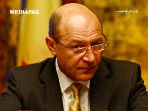 Băsescu: În ultimii ani, Poliţia a devenit tot mai eficientă (Imagine: Mediafax Foto)