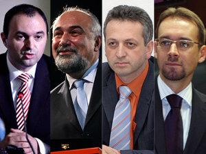 Adomniţiei, Vosganian, Fenechiu şi Chiuariu candidează pentru Parlament