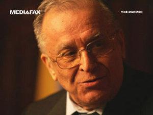 Iliescu nu mai candidează (Imagine: Mediafax Foto)