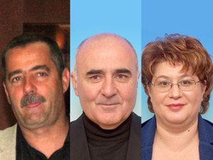 Deputaţii PDL Preda, Constantinescu şi Iordache, candidaţi în colegii din Buzău