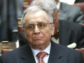 Nichita: Iliescu are un loc asigurat la Iaşi pentru Parlament (Imagine:Mediafax Foto)