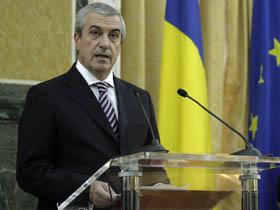 Tăriceanu: Nu am sesizat ca Băsescu să se fi referit la Guvern (Imagine: Mediafax Foto)