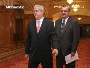PC va decide în grupul parlamentar cum votează în cazurile Mitrea şi Năstase (Imagine: Mediafax Foto)