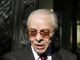 Preşedintele Senatului, Nicolae Văcăroiu (Imagine: Mediafax Foto)