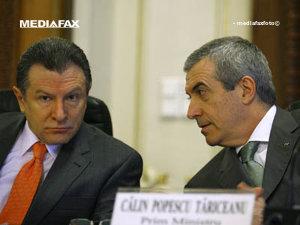 Berceanu: Obiectivele de infrastructură vizitate de Tăriceanu, eşecuri personale ale premierului (Imagine: Mediafax Foto)