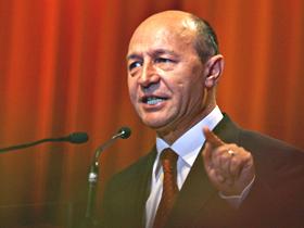 Băsescu: România va sprijini Georgia şi Ucraina să primească MAP la reuniunea NATO din decembrie (Imagine: Mediafax Foto)
