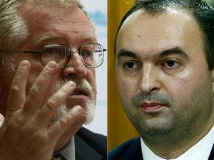 Premierul l-a demis pe Adomniţei şi i-a propus lui Anton Anton portofoliul Educaţiei