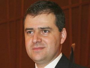 Ambasadorul român în Israel, Edward Iosiper (Imagine: telaviv.mae.ro)