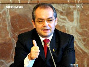 Boc: Trebuie să ne ţinem de cuvânt şi să eliminăm pensiile parlamentarilor (Imagine: Bogdan Maran /Mediafax Foto)