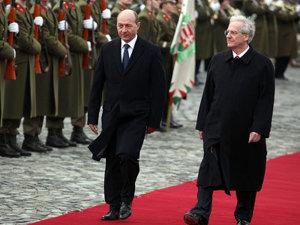 Sólyom şi Băsescu au stabilit ca minoritatea românească să fie reprezentată în Parlamentul Ungariei