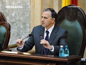 Geoană: Un coleg din PSD se impune în mod natural pentru şefia MAI (Imagine: Bogdan Maran/Mediafax Foto)