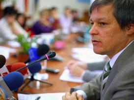 Fostul ministru al Agriculturii Dacian Cioloş