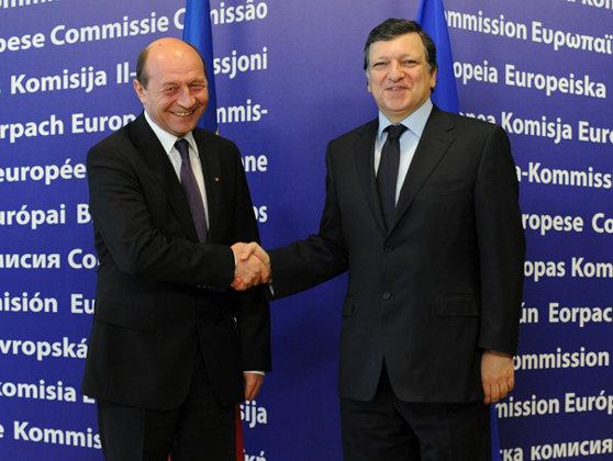 Imaginea articolului Barroso: Traian Băsescu, un european devotat