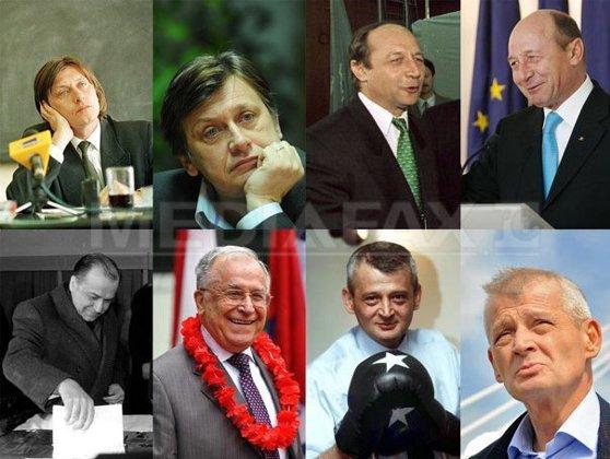 Imaginea articolului Cum au trecut anii peste politicienii români. Imaginile care arată cât i-a schimbat politica - GALERIE FOTO