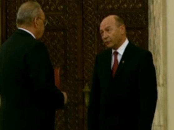 Imaginea articolului Marga: Băsescu mi-a reproşat analogia cu Mussolini. Am stabilit că vom lămuri lucrurile. Cum a reacţionat preşedintele la comparaţia noului ministrul al Afacerilor Externe - VIDEO