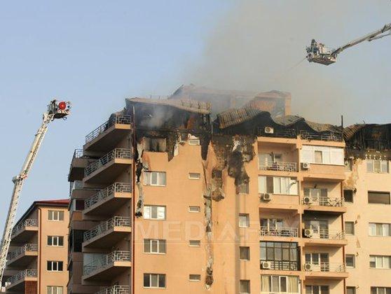 Imaginea articolului REPORTAJ - Incendiul din Confort City: După speranţă, deznădejde