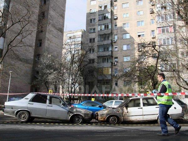 Bucuresti: 13 masini au fost incendiate in cartierul Drumul Taberei