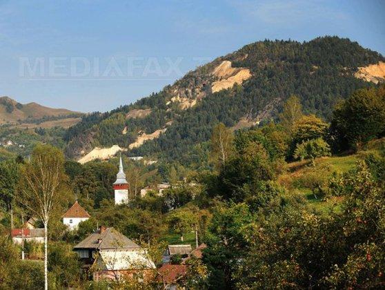 Imaginea articolului Camera respinge legea privind exploatarea minereurilor de la Roşia Montană