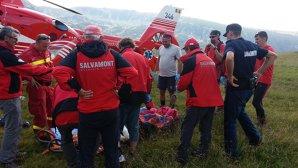 ULTIMA ORĂ: Un avion s-a prăbuşit în România