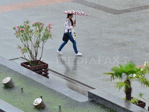 VREMEA p�na pe 7 septembrie. C�t de cald va fi si c�t va ploua �n fiecare regiune a tarii