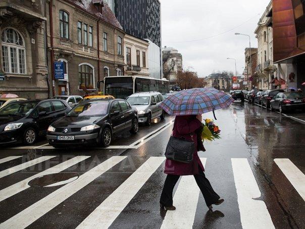 VREMEA p�na �n luna noiembrie. Ce temperaturi vor fi si c�t va ploua. HARTA ANM