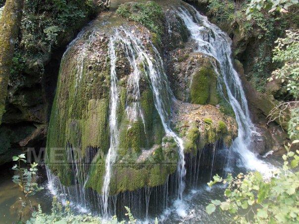 REPORTAJ: Cascada Bigar si morile de apa de la Rudaria - minuni faurite de natura si om pe Valea Almajului - GALERIE FOTO
