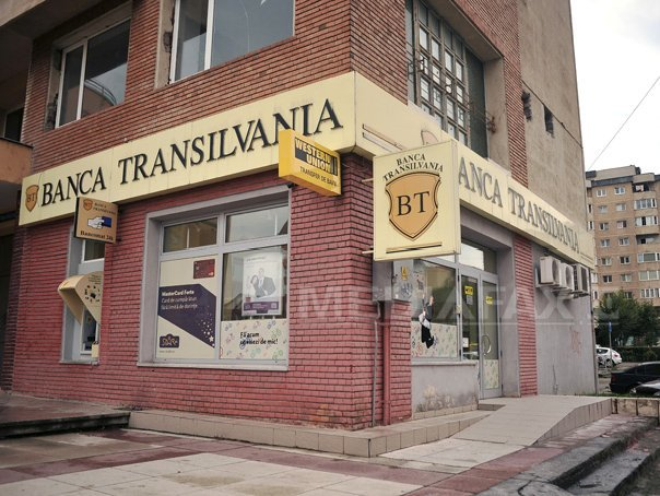 JAF la o filiala bancara din Brasov. O cutie de valori cu peste 200.000 de lei a fost furata. Reprezentantii bancii sustin ca suma este asigurata