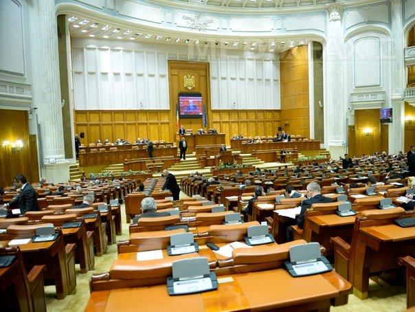 Un deputat anunta ca intra �n greva foamei �n Parlament