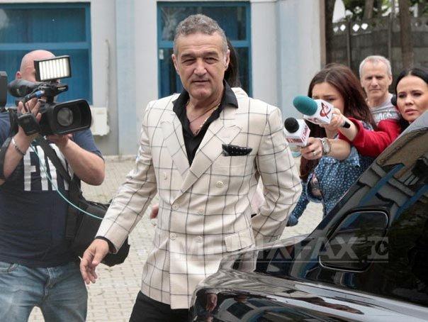 Veste bună pentru Gigi Becali: A fost eliberat