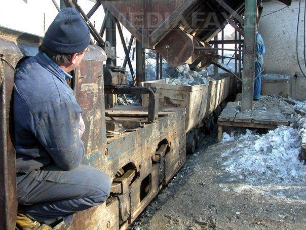 Ministerul Economiei: Minerii de la Baita au �ncetat protestele