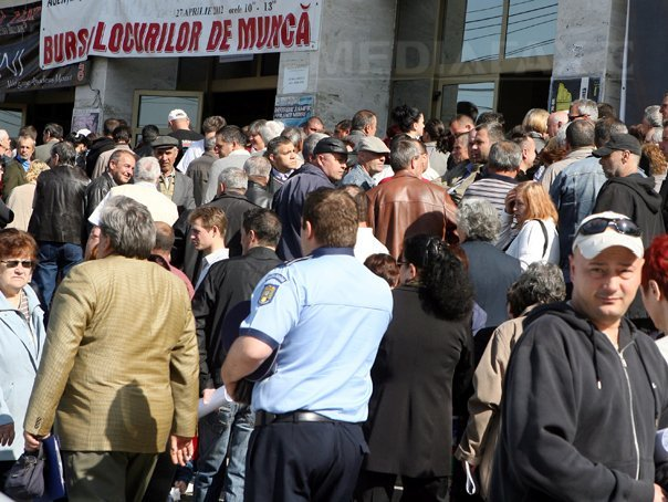 ANOFM: Peste 19.000 de locuri de munca vacante, cele mai multe �n Bucuresti, Cluj si Prahova