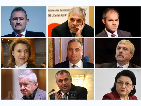 Cererile DNA �n cazul celor noua fosti ministri vizati �n dosarul Microsoft, trimise la MJ, Presedintie si PE