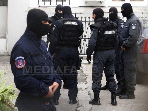 Perchezitii DNA la Parchetul Tribunalului Bihor, fiind vizat prim-procurorul Vasile Popa