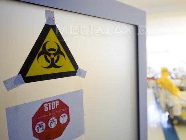 T�rgu Mures: Trei studenti africani de la Medicina, evaluati pentru prevenirea Ebola