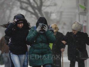 Imaginea articolului COD GALBEN de ninsoare în Bucureşti şi cinci judeţe