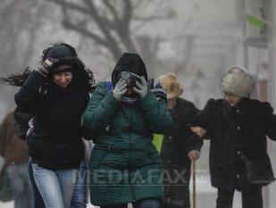 COD GALBEN de ninsoare în Bucureşti şi alte zone din ţară. AVERTISMENUL meteorologilor