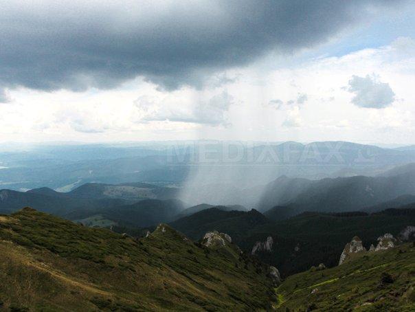 VREMEA se mentine rece luni si marti: Prognoza meteo �n tara si �n Bucuresti