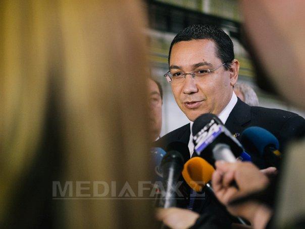 Ponta, despre EADS: Nu aş vrea să se considere că se dovedeşte că şi nemţii mai dau sau iau mită